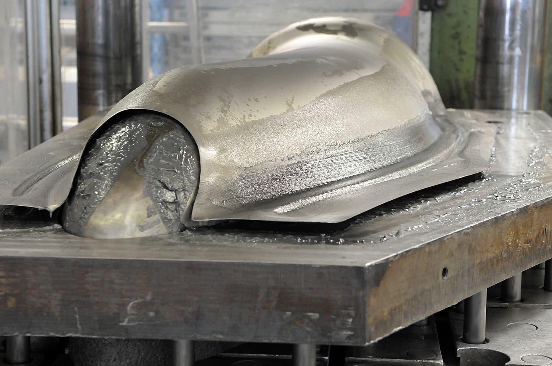 Coaéro - Emboutissage et procédé de mise en forme de pièces mécaniques