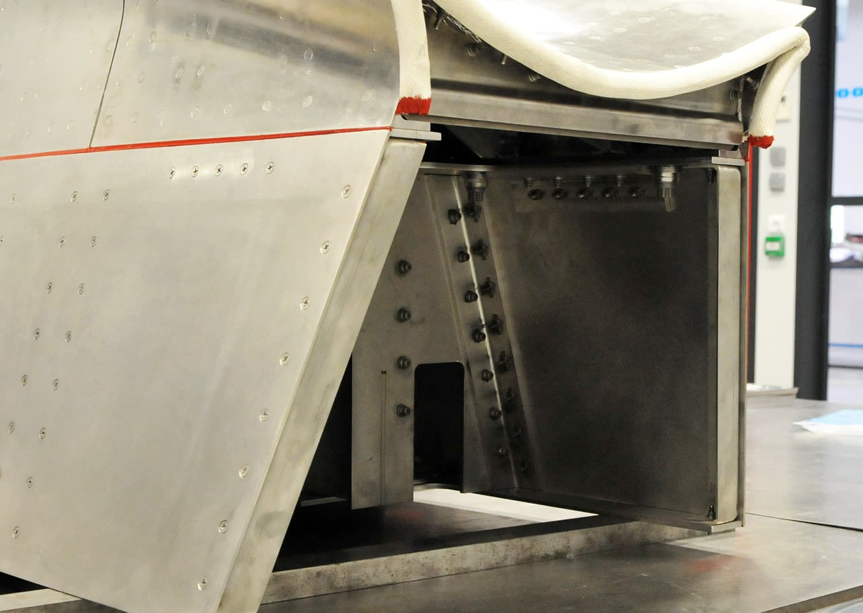 montage sous-ensemble tôlerie aéronautique et défense - Coaéro